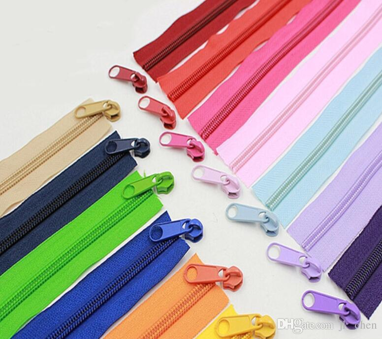 alipress 5 nylon coil zippers for diy sewing