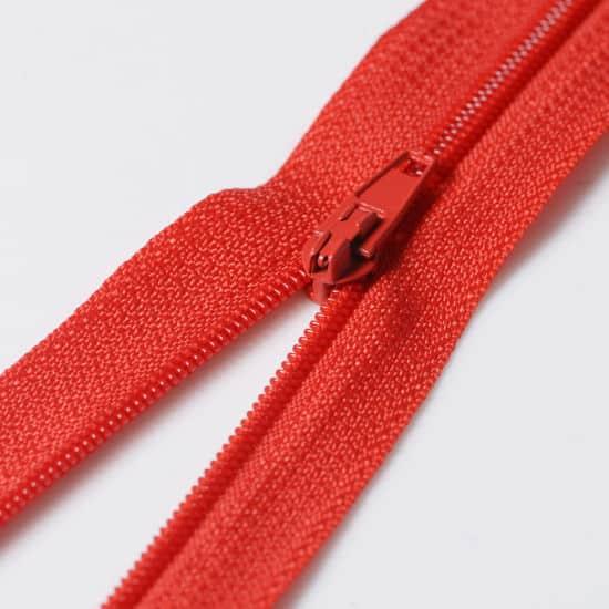 China Factory Wholesale Auto Lock No 3 3 Nylon Zipper Close Ended