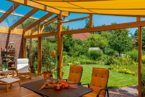 Patio and Retractable Awning Fabric Replacement